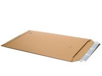 Toppack massief kartonnen envelop